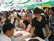 Informe sobre mercado laboral de Viet Nam