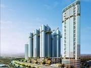 Construyen moderna zona urbana en Ha Noi