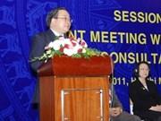 Viet Nam por el desarrollo sostenible en la subregión