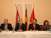 Viet Nam y Alemania afianza colaboración