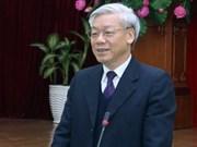 Secretario general exige poner en práctica Resolución partidista