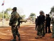 Llaman cese de enfrentamiento entre Cambodia y Tailandia