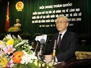 Inauguran conferencia sobre elecciones parlamentarias