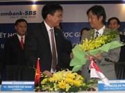 Compañías vietnamita y singapurense: Cooperación estratégica