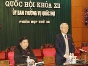 Inauguran reunión parlamentaria