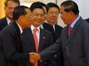 Cambodia y Tailandia amplían relaciones comerciales