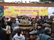 Día de poesía vietnamita rinde homenaje a Ho Chi Minh