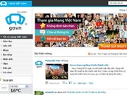 Red social vietnamita alcanza cerca de tres millones de usuarios