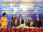 Viet Nam y Japón cooperan en desarrollo tecnológico