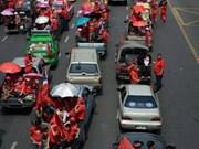 Tailandia extiende ley de seguridad interior
