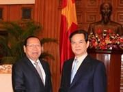 Viet Nam y Cambodia refuerzan lazos
