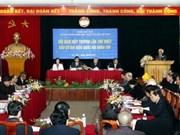 Conferencia sobre elecciones parlamentarias