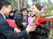Regresan 292 vietnamitas desde Libia