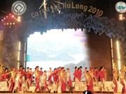 Dedicarán semana turística a Ha Long-Quang Ninh