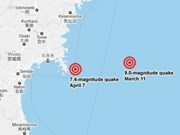 Japón: Nueva potente réplica del sismo