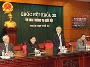 Sesionará Comité Ejecutivo del Parlamento