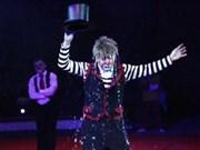 Ofrece circo multinacional espectáculos caritativos