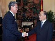 Viet Nam y Sudcorea impulsan su cooperación estratégica