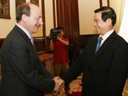 Viet Nam y Rusia cooperan en sector oftalmológico