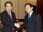 Viet Nam y Japón fomentan nexos económicos