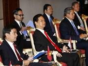 Primer ministro vietnamita en la Cumbre de ASEAN