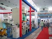 Viet Nam: Exposición internacional de maquinaria industrial