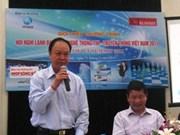Cumbre de ejecutivos en tecnología informativa en Ha Noi