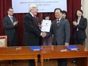 Instalan representación de fundación alemana en Viet Nam