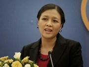 Viet Nam ratifica soberanía insular