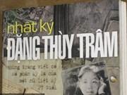 Prensa cubana resalta Diario de Dang Thuy Tram