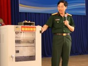 Viet Nam experimenta sistema de alerta de tsunami