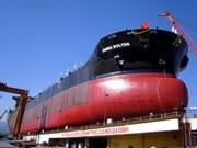 Construye Viet Nam nuevo buque pesado