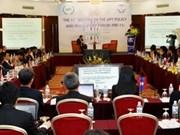 En Ha Noi foro regional de telecomunicaciones