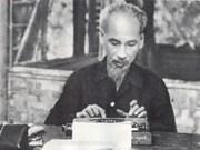 Celebran natalicio de presidente Ho Chi Minh