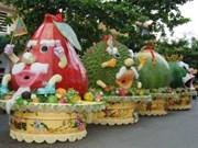 Inauguran festival de frutas en ciudad sureña