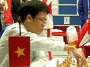 Ocupa ajedrecista vietnamita lugar 28 de escalafón mundial