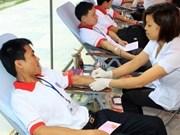 Viet Nam honra a donantes de sangre