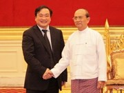 Viet Nam y Myanmar estrechan cooperación
