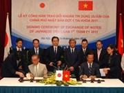 Japón ayuda a VN en desarrollo infraestructural