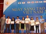 Entregan premios de Innovación en Viet Nam