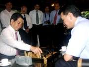 Presidente vietnamita recibe a titular de FIDE