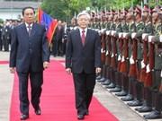 Viet Nam y Laos, decididos a impulsar sus nexos