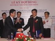 Mejoran infraestructura en delta del río Mekong