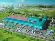 Crece producción en zonas industriales de Ha Noi