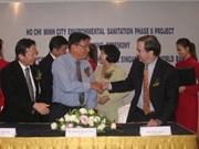 Ayudas internacionales a Viet Nam en proyecto ambiental