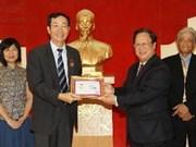 Distinción vietnamita a embajador chino