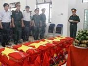 Viet Nam- Laos: Búsqueda de restos de combatientes