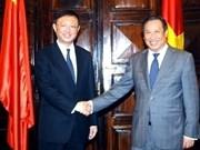 Viet Nam: Desarrolla canciller reuniones en ASEAN