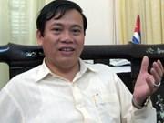 Viet Nam en Asamblea General de la AICESIS