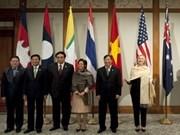 Dirigente vietnamita en cita de Asia oriental